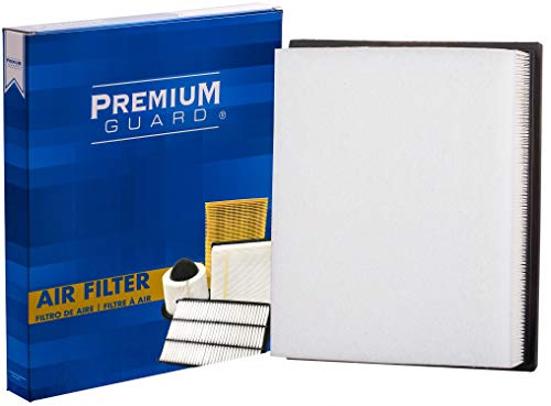 Premium Guard Air Filter PA6272| Fits 2013-20 Ford Fusion, 2015-20 Edge, 2013-20 Lincoln MKZ,2017-20 Continental, 2019-20 Nautilus, 2016-18 MKX, 2017-19 Ford GT