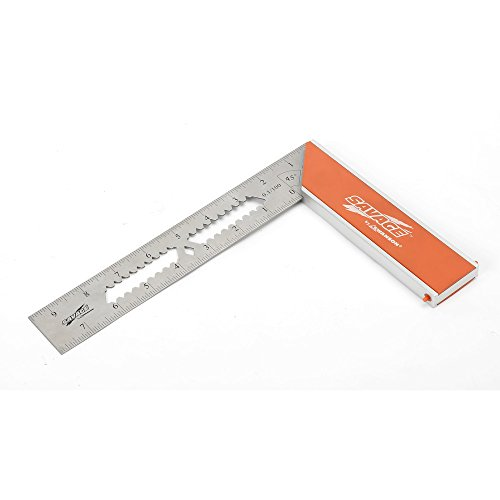 Swanson SVR149 9-Inch Savage Try Square