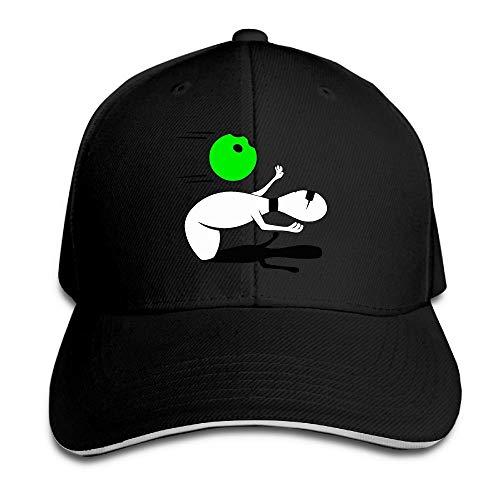 Presock Prämie Unisex Kappe Matrix Bowling Adult Adjustable Snapback Hats Dad Hat
