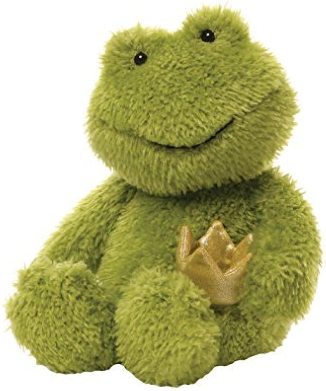 Gund Princeton Frog Stuffed Stuffed Stuffed Animal Plush by GUND