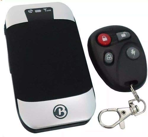 Rastreador Coban Gps Bloqueador Veicular Tk-303g Carro Moto