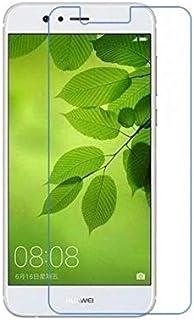 واقي شاشة اتش دي من الزجاج المقسى لهاتف هواوي نوفا 2 بلس، شفاف