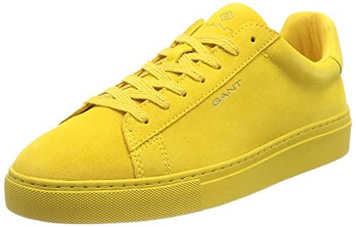 GANT MC Julien Sneaker, Zapatillas Hombre, Amarillo, 42 EU