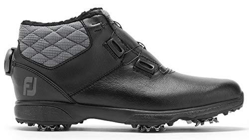 Footjoy Damen WN FJ Boot Golfschuh, Schwarz, 41 EU