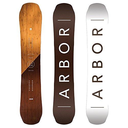 Arbor Coda Rocker 157 Wide 2017/18 Snowboard
