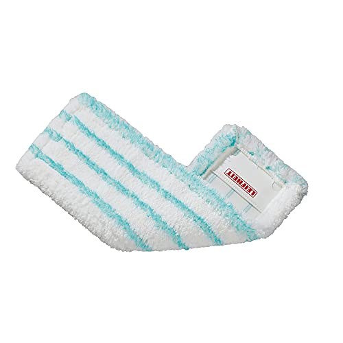 Leifheit Replacement Mops, White and Turquoise