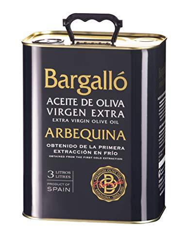 Aceite de Oliva Virgen Extra Arbequina 3000ml Olis Bargalló - 3 litros en Lata -