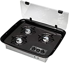 Suburban 2990A Glass Cooktop Cover - 3 Burner