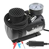 Bolditech Portable Electric Mini DC 12V Air Compressor Pump for Car and Bike