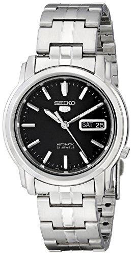Seiko Men's SNKK71 Seiko 5 Automatic Stainless...