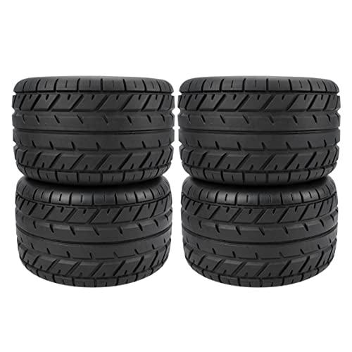 Pumprout 1/10 Monster Truck Wheels Neumáticos para HPI HSP Savage XS TM Flux ZD Racing LRP Mano de Obra Fina y Estilo