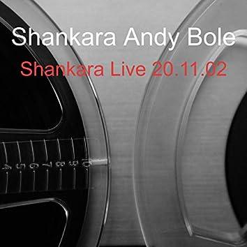 Shankara (Live 20.11.02)