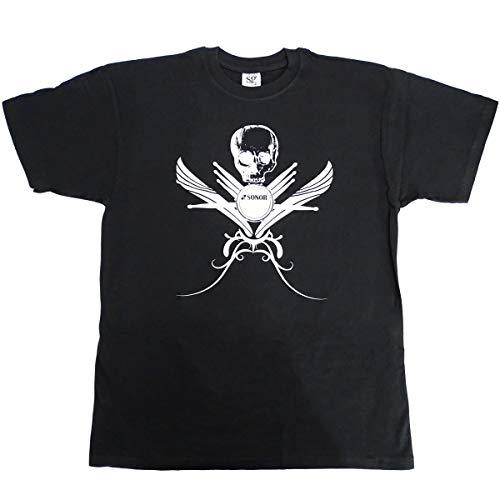 Sonor Z9193 Drummer Schlagzeug T-Shirt