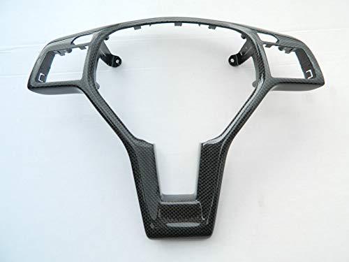 Carbon Lenkradspange Lenkradblende Steering Wheel passend für AMG W176 W117 X158 C204 W212 W202 W218 W204 R231 S204 W218 X218 W212 W207 A207 R172