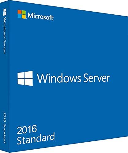 Preisvergleich Produktbild Microsoft Windows Server 2016 Standard (Produktschlüssel per Post / E-Mail)