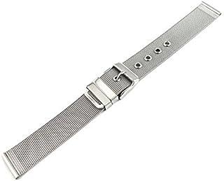Flyalone⭐ Fashion Milanese Bracelets Stainless Steel 20mm Wrist Watch Band Strap