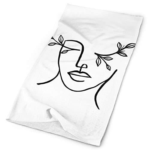 Preisvergleich Produktbild Jianyao Magic Scarf Headwear Beauty is In The Eye Headbands Bandana Cap Scarf Face Mask Neck Gaiter Headwrap Balaclava Sweatband for Cycling Motorcycle