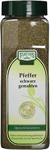 Fuchs Pfeffer schwarz gemahlen (1 x 550 g)