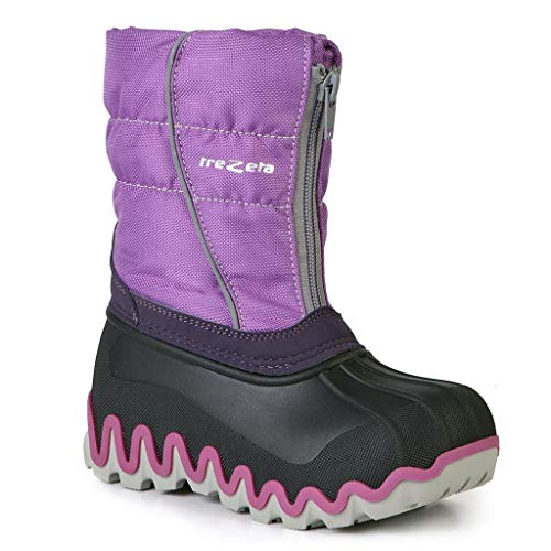 Trezeta, Chaussures Montantes pour Garçon Lavande 39/40 EU