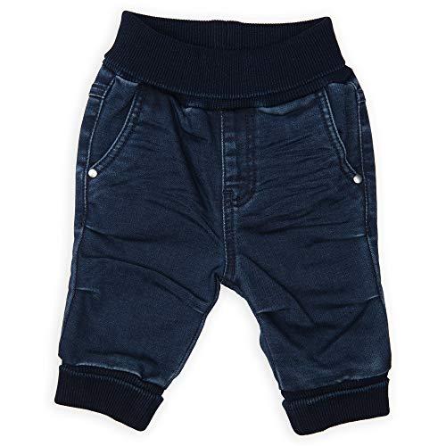 Sigikid Baby-Mädchen Wendehose Jeans, jeansblau, 74