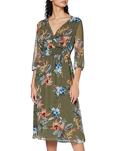 More & More Damen Kleid, 5666, 40