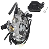 ZENITHIKE 16100-HN2-A21 New Carburetor Replacement for 2005 2006 2007 2008 2009 2011 2012 2013 2014 H-onda Foreman Rubicon 500 TRX500FA 4x4 Carb