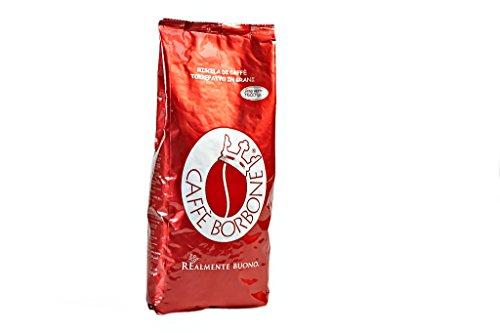 2 KG CAFFE IN GRANI BORBONE QUALITA' ROSSA