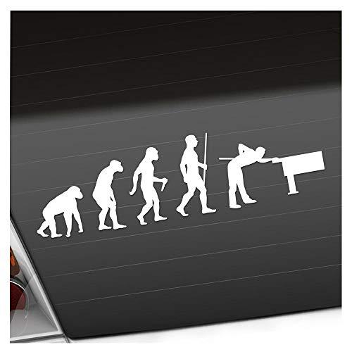 Kiwistar Billard Autocollant pour Piscine Evolution 25 Couleurs Fluo Mat