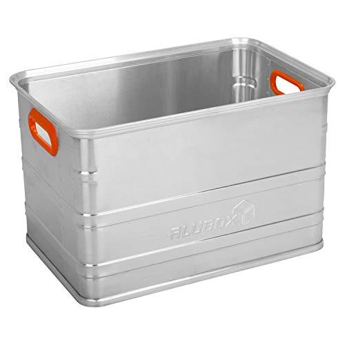 ALUBOX Transportkasten, Lagerbox ABX-U80-80 Liter