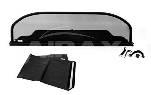 Airax Windschott Für Mustag 1,2,3 Convertible Cabrio Windabweiser Windscherm Windstop Wind Deflector Déflecteur De Vent