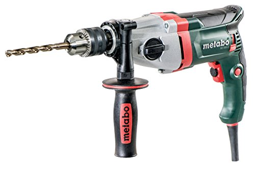 Metabo 600573000 BE 850-2 Drill Verde 2,6 kg-Taladro eléctrico (1,3 cm, 4 cm, 1100, 3100 RPM, Corriente alterna, 850 W), 490 W
