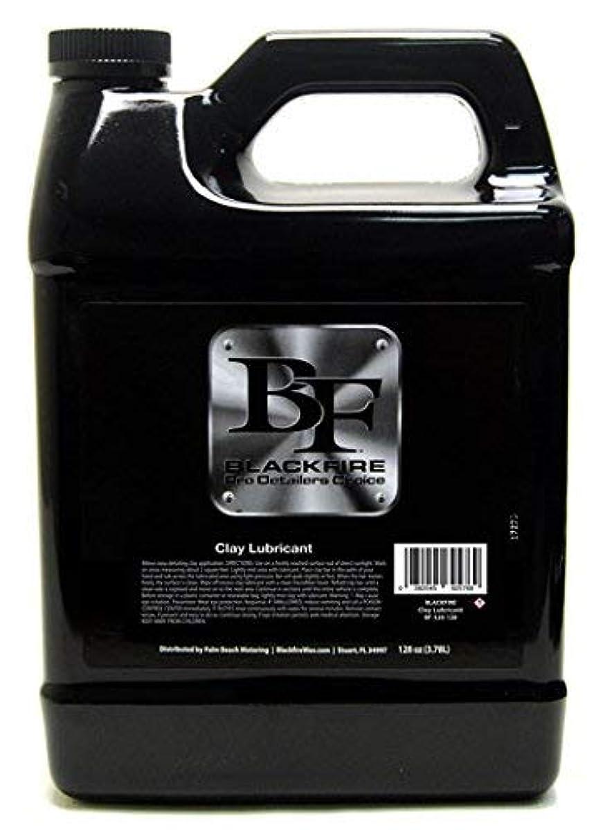 BLACKFIRE Clay Lubricant 128 oz