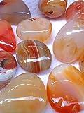 JKGHK Piedras decorativas para acuario, grava natural, 3 cm