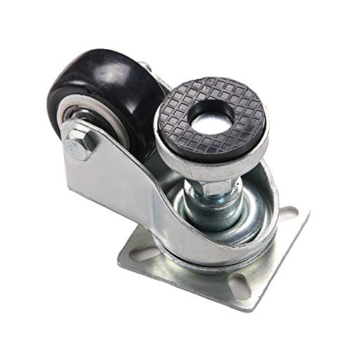 DBYF /Set of /Swivel Casters,Caster,Piano Furniture Caster,Movable Furniture Cabinet,Bed Sofa,Trolley Case Suitable for Office Home School Industrial Equipment