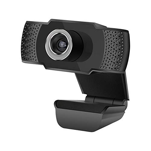 1080P Webcam Micrófono Incorporado Micrófono Smart Webcam USB Pro Cámara para Computadora Portátiles De Escritorio PC Game Cámara Web para OS Windows Android JNSXT