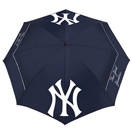 Lowest Price! Team Effort New York Yankees 62 Windsheer Lite Umbrella