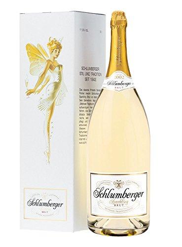 Schlumberger Methusalem Sparkling Wine in Gift Box - 6000 ml