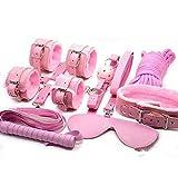 NANA318 Sexy Toy Suit - SM Kit Set - Sexual Desire Upgrading Tool für Sexy Fun Set, Stehende...