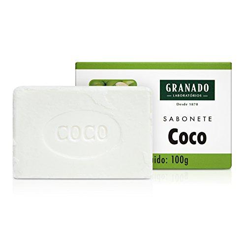 Sabonete de Coco, Granado, Verde, 100g