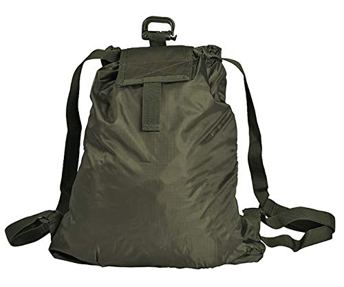 Mil-Tec Roll-Up Backpack Olive