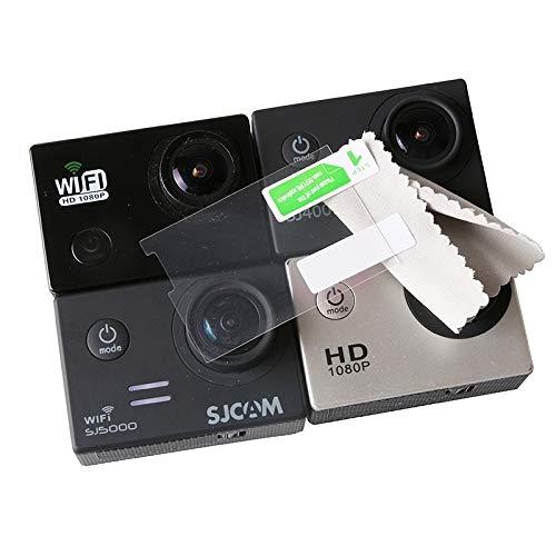 Nuevo protector de pantalla LCD antideslumbrante HD for SJCAM SJ4000 y SJ4000 Wifi y SJ5000 y SJ5000 Wifi y SJ5000 + Wifi y SJ6000 y SJ7000 Cámara deportiva CourageL
