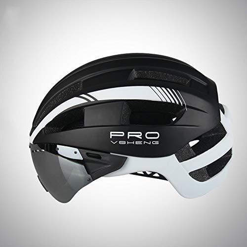 CXL Fahrradhelm und Brille integrierte Mountainbike-Helme, Straßenhelme, Fahrradausrüstung