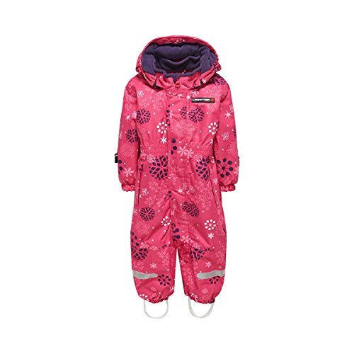 LEGO Janna 772 Combinaison de Ski, Rose (Pink), 92 cm Bébé Fille