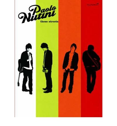 [(These Streets)] [ By (composer) Paolo Nutini ] [July, 2007]