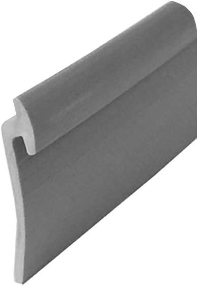 Angled Max 59% OFF Gray Year-end annual account Vinyl For Framed Shower Door 36