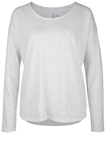 DAILY's NOTHING'S BETTER BY S. W. B. JOSHITA: longsleeve met ronde hals