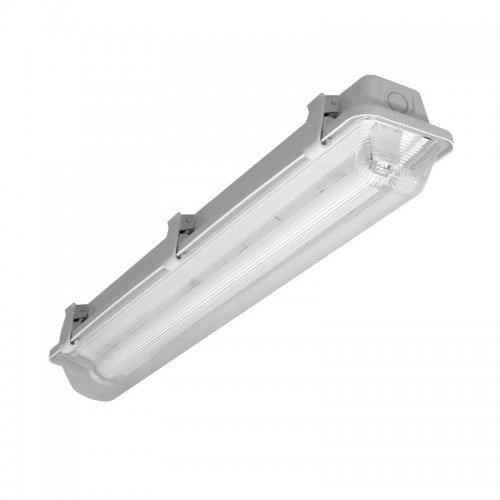 Prilux cabinet led - Pantalla estanca/o tubo led 2x1200mm pcpc
