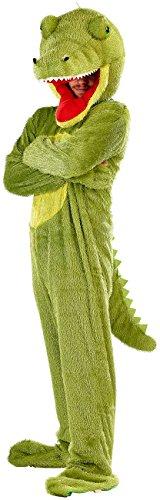 Costume de Crocodile en fourrure synthétique