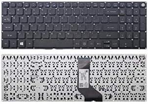 Amazon Com New Laptop Replacement Us Black Keyboard For Acer 0kn1 0t1ui12 Nk I1517 009 Nk I1513 031 Pk131nx1a00 No Frame Electronics