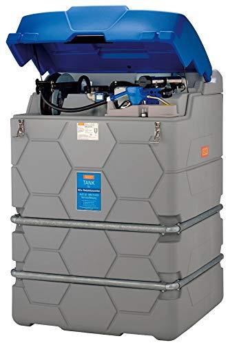 CEMO GmbH Tankanlage CUBE-AdBlue Outdoor Premium, 1500 l